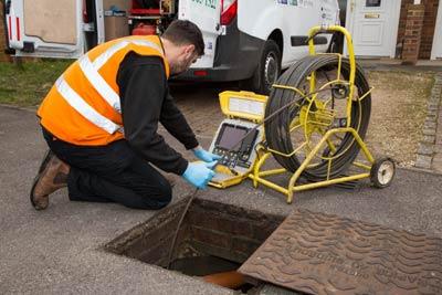 cctv drain surveys Dorset